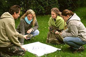 teaching schamane prüfung