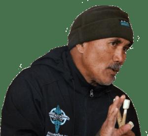 tiki maori healer